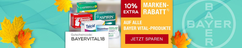 Jetzt Bayer Vital-Produkte günstig online kaufen!