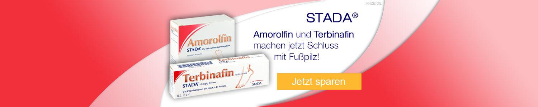 Jetzt Amorolfin und Terbinafin günstig online kaufen!