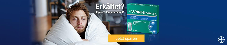 Aspirin Complex günstig online kaufen!