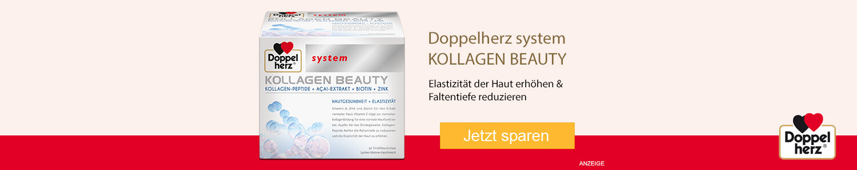 Jetzt Doppelherz system KOLLAGEN BEAUTY günstig online kaufen!