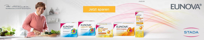 Jetzt Eunova Produkte günstig online kaufen!
