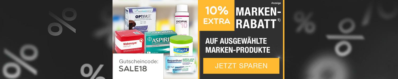 gebuendelte Markenwoche - BLACK apoDAYS - Rabatt - Gutschein