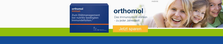Jetzt Orthomol immun günstig online kaufen!