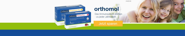 Jetzt Orthomol Produkte günstig online kaufen!