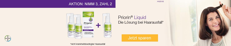 Jetzt Priorin Liquid günstig online kaufen!