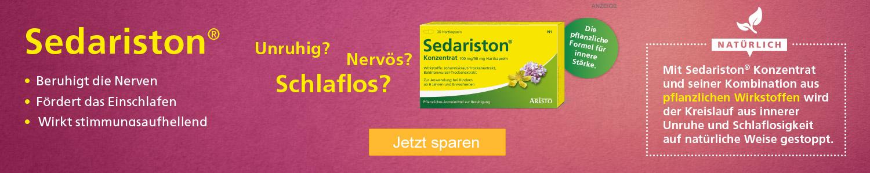 Jetzt Sedariston günstig online kaufen!
