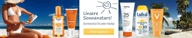 Sonnenschutz günstig online kaufen.