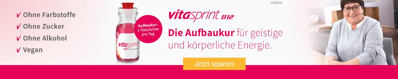 Jetzt Vitasprint B12 günstig online kaufen!