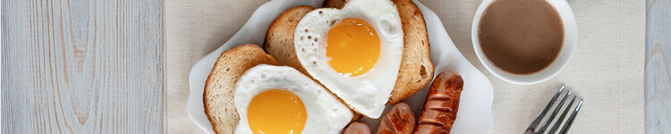 Sind Eier gesund?