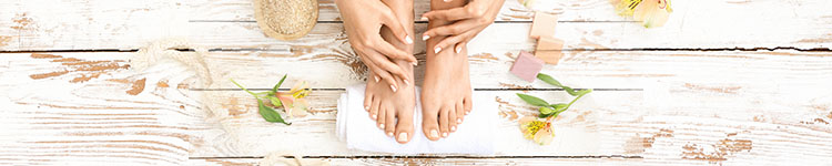 Hände, Füße & Nägel