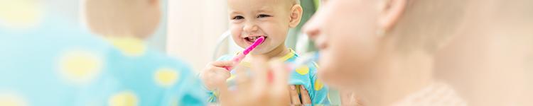 für Babys Zähne