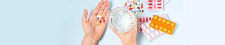 Tablettenbox/Dosierer