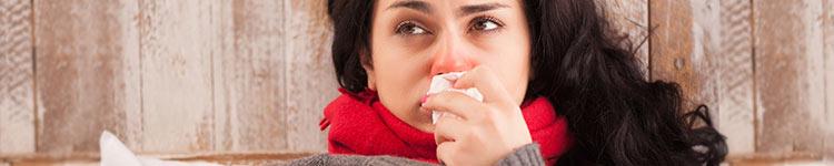 Erkältung/Grippe