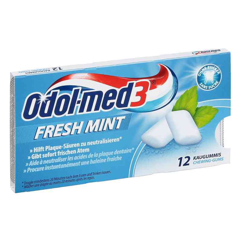 Odol Med 3 Fresh Mint Kaugummi  bei apotheke.at bestellen