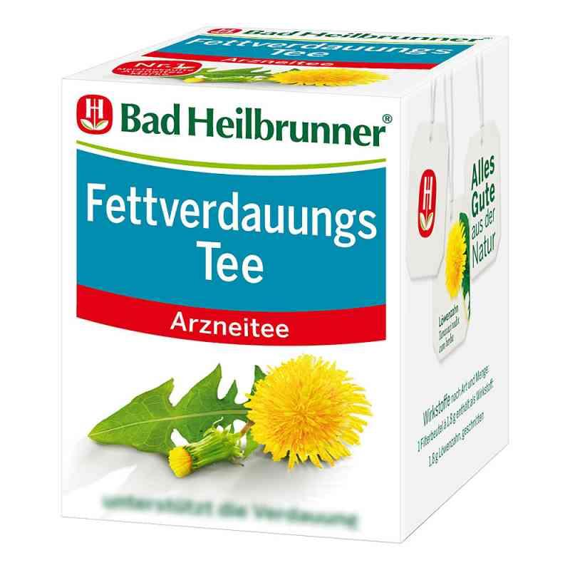 Bad Heilbrunner Tee Fettverdauung Filterbeutel bei apotheke.at bestellen