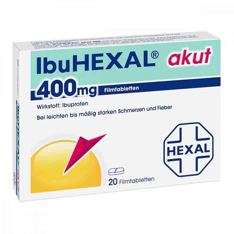 IbuHEXAL akut 400mg bei apotheke.at bestellen