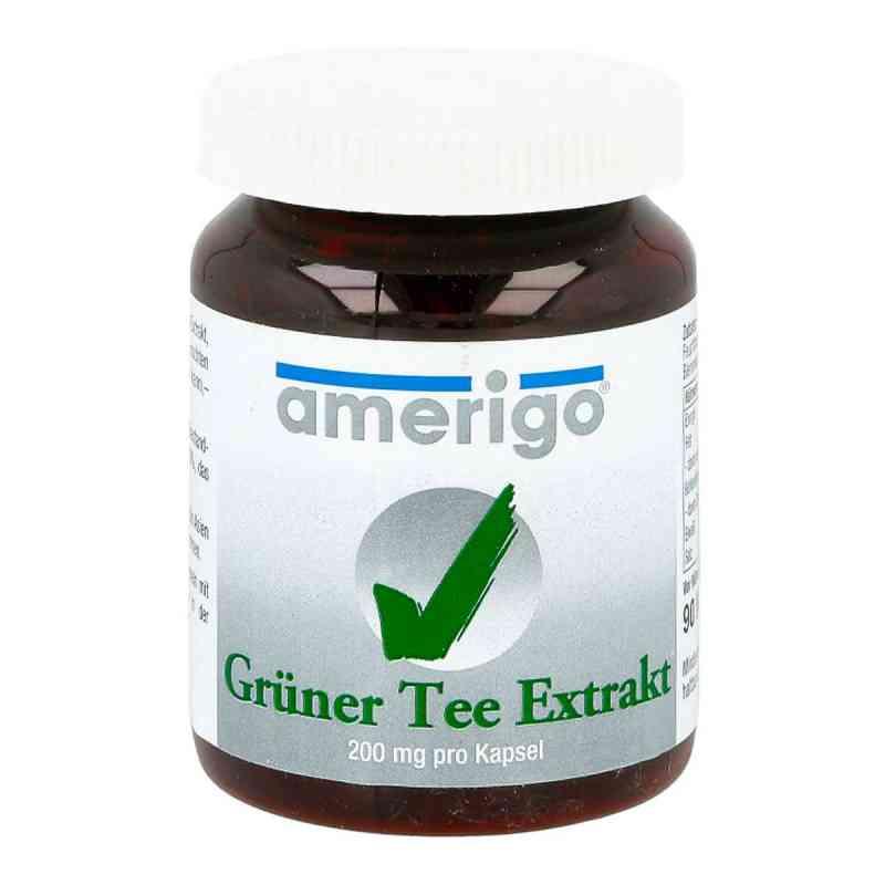 Grüner Tee Extrakt amerigo 200 mg Kapseln  bei apotheke.at bestellen