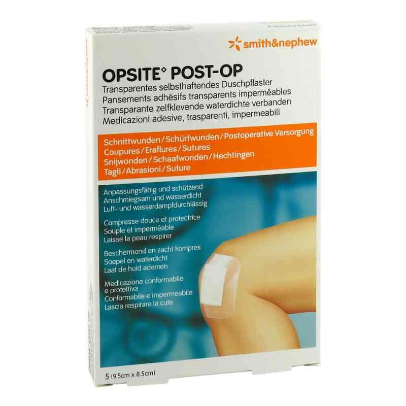 Opsite Post Op 9,5x8,5cm Verband  bei apotheke.at bestellen