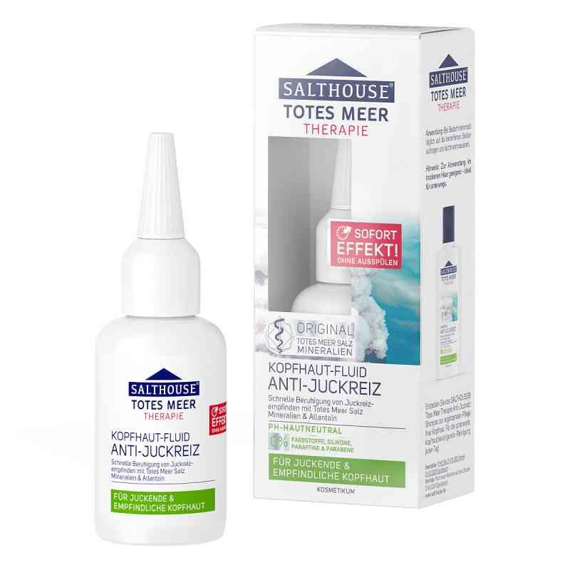 Salthouse Therapie Kopfhaut Fluid  bei apotheke.at bestellen