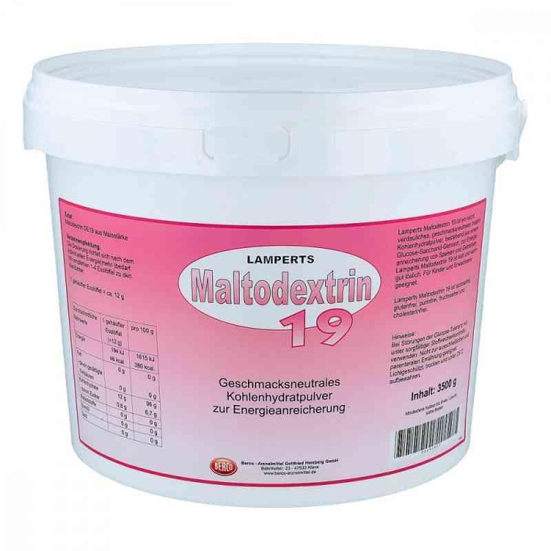 Maltodextrin 19 Lamperts Pulver  bei apotheke.at bestellen