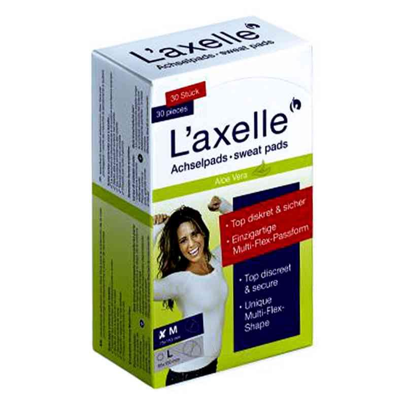 Laxelle Achselpads mit Aloe Vera Größe m  bei apotheke.at bestellen
