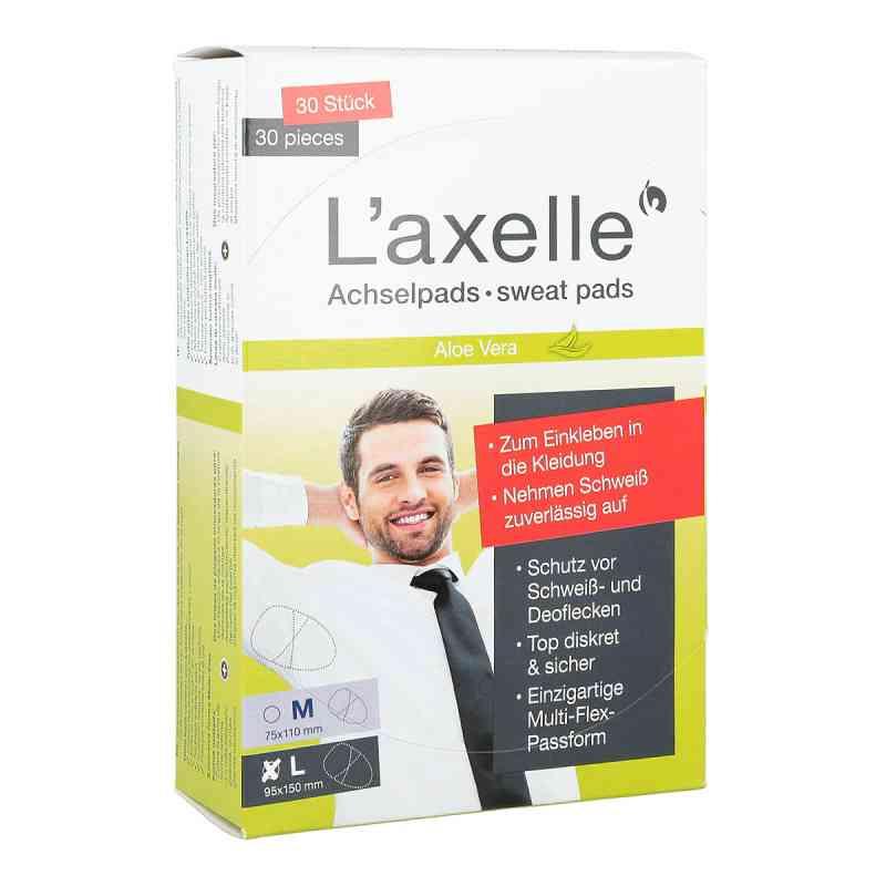Laxelle Achselpads mit Aloe Vera Größe l  bei apotheke.at bestellen
