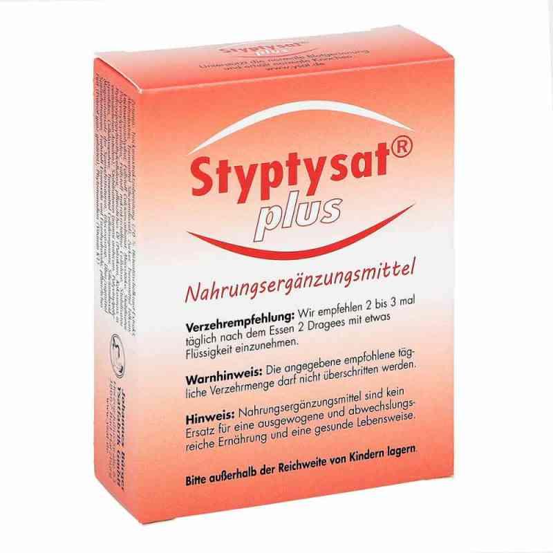 Styptysat plus Dragees bei apotheke.at bestellen