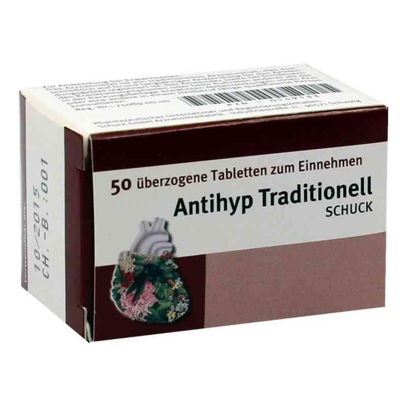 Antihyp Traditionell Schuck überzogene Tab.  bei apotheke.at bestellen