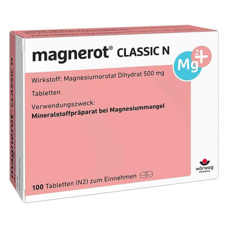 Magnerot Classic N Tabletten  bei apotheke.at bestellen