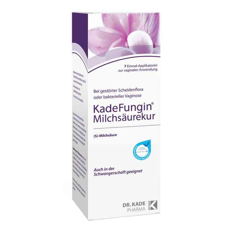 Kadefungin Milchsäurekur Gel Einmalapplikatoren  bei apotheke.at bestellen