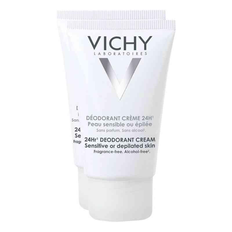 Vichy Deo Creme für empfindliche Haut Doppelpack  bei apotheke.at bestellen
