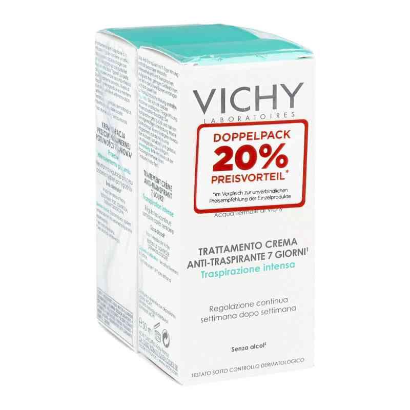 Vichy Deo Creme regulierend Doppelpack  bei apotheke.at bestellen