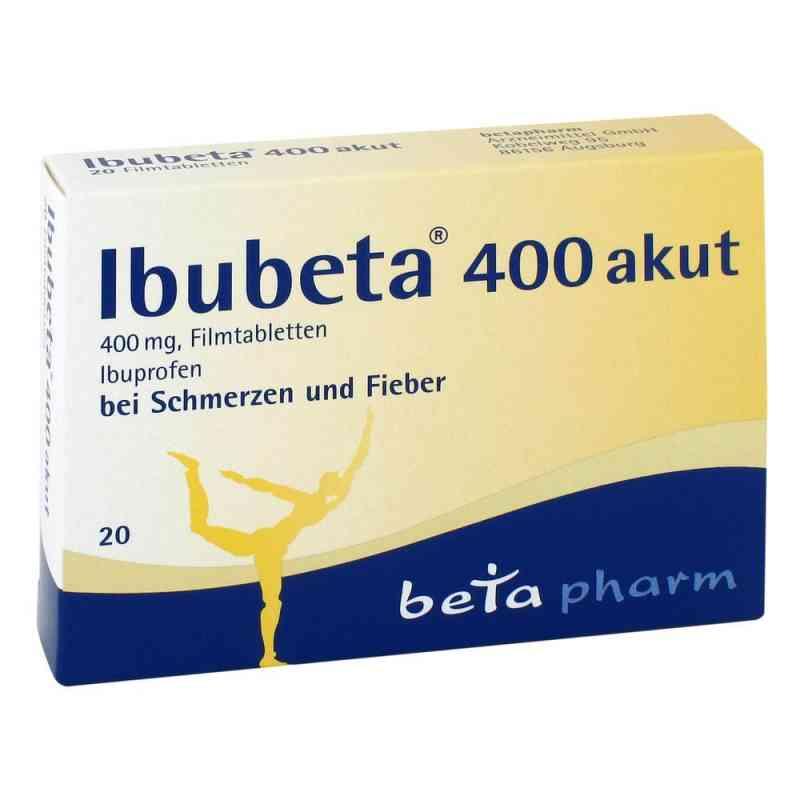 Ibubeta 400 akut bei apotheke.at bestellen
