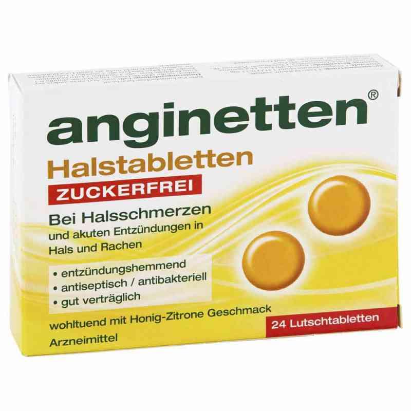 Anginetten Halstabletten zuckerfrei  bei apotheke.at bestellen
