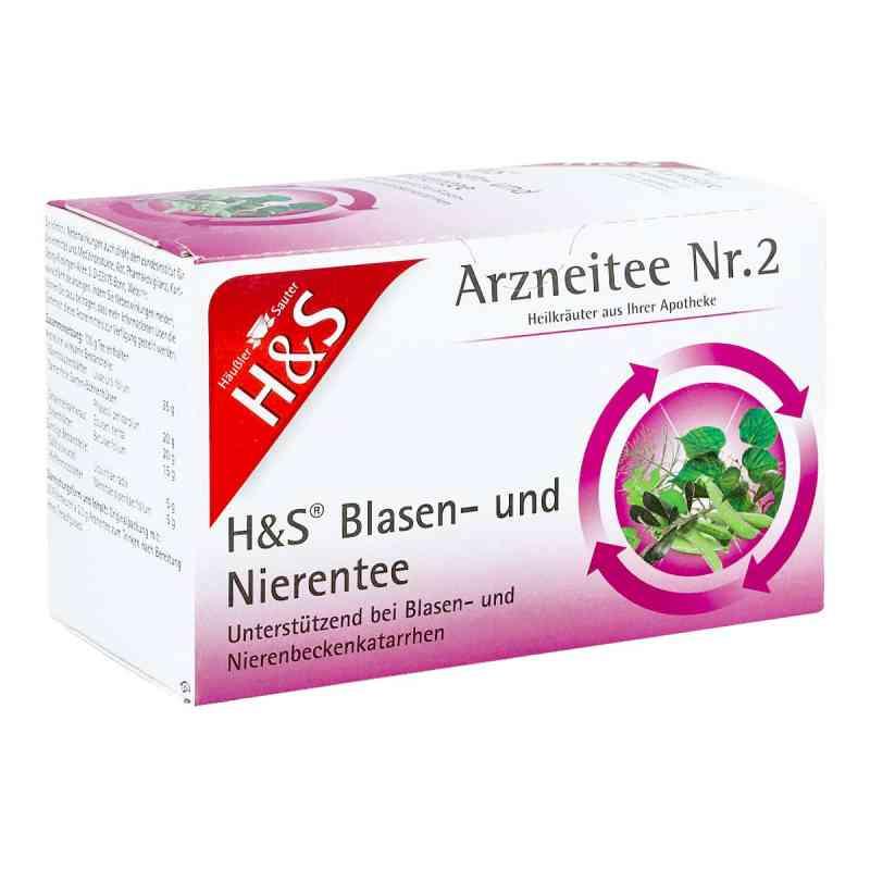 H&S Blasen-und Nierentee  bei apotheke.at bestellen