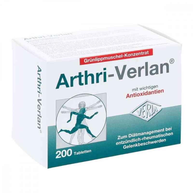 Arthri Verlan Tabletten  bei apotheke.at bestellen
