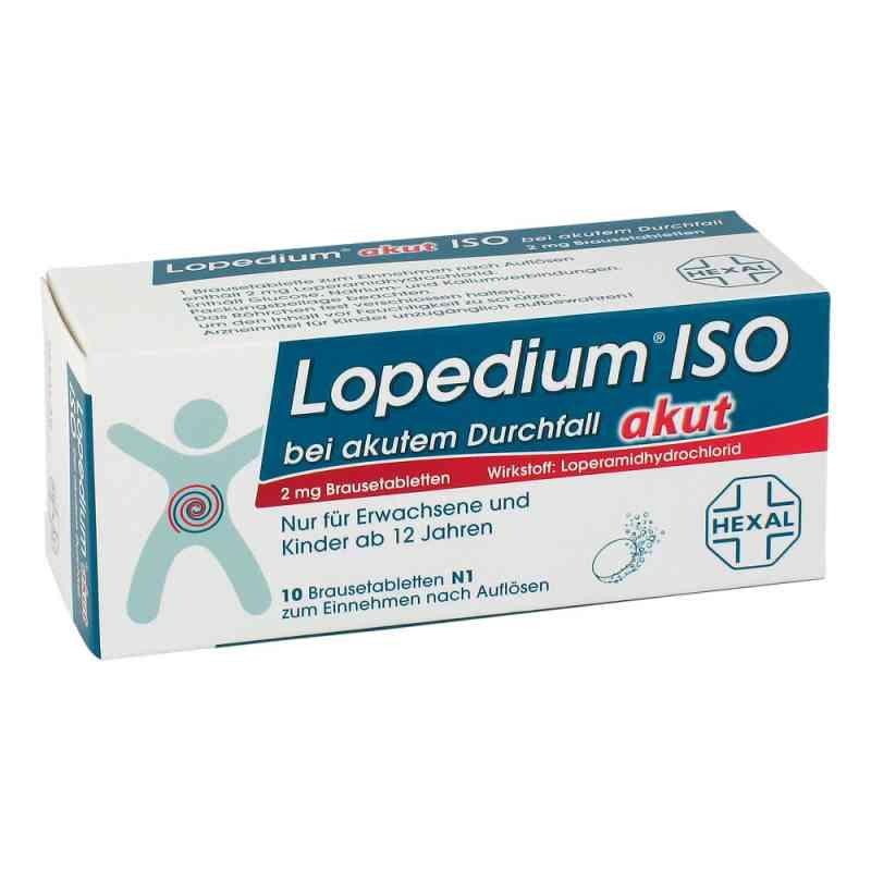 Lopedium akut ISO bei akutem Durchfall  bei apotheke.at bestellen