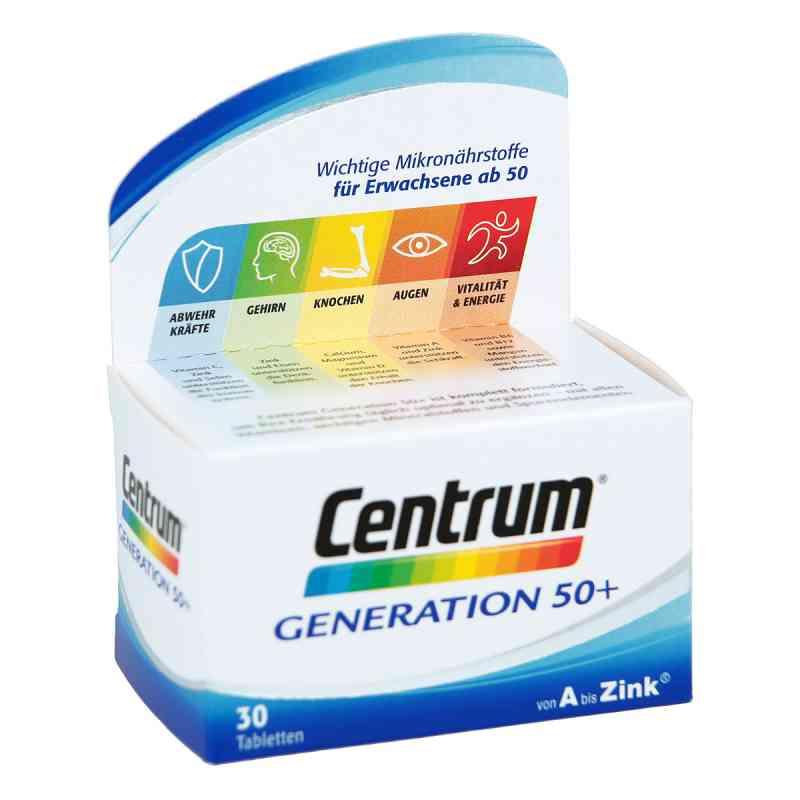 Centrum Gen.50+ A-zink+floraglo Lutein Caplette bei apotheke.at bestellen
