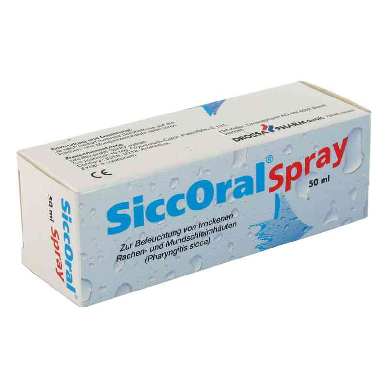 Siccoral Spray  bei apotheke.at bestellen