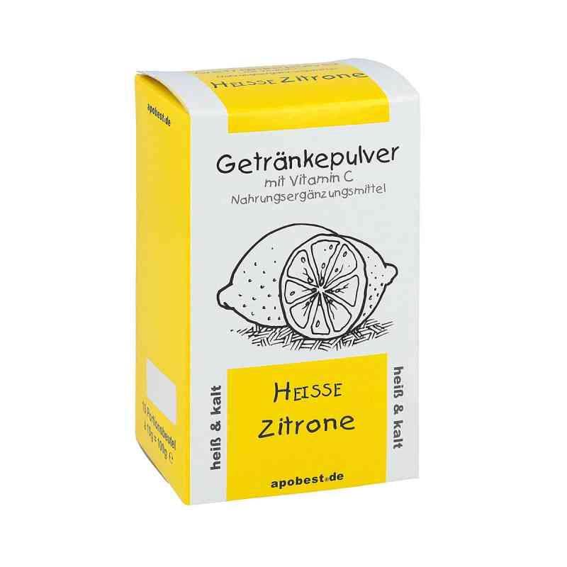 Heisse Zitrone Getränkepulver mit Vitamin C bei apotheke.at bestellen
