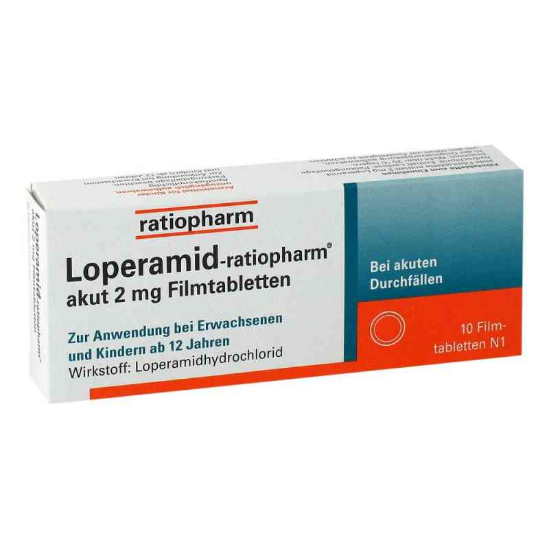 Loperamid-ratiopharm akut 2mg  bei apotheke.at bestellen
