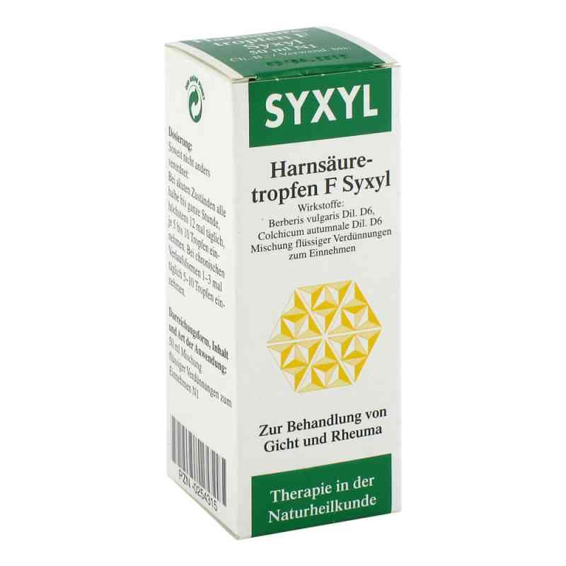 Harnsäuretropfen F Syxyl Lösung bei apotheke.at bestellen