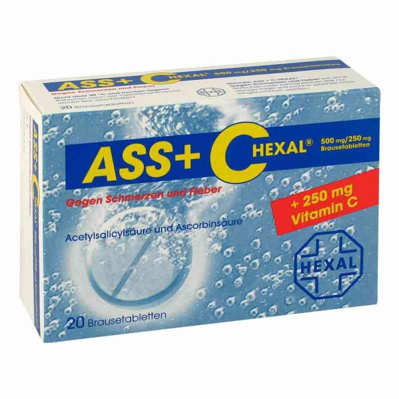 ASS+C HEXAL gegen Schmerzen und Fieber  bei apotheke.at bestellen