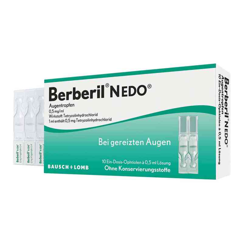 Berberil N EDO Augentropfen bei apotheke.at bestellen