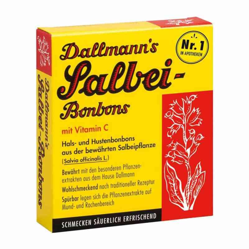 Dallmann's Salbeibonbons mit Vitamin C .  bei apotheke.at bestellen
