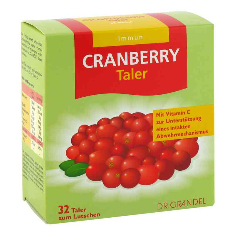 Cranberry Cerola Taler Grandel  bei apotheke.at bestellen