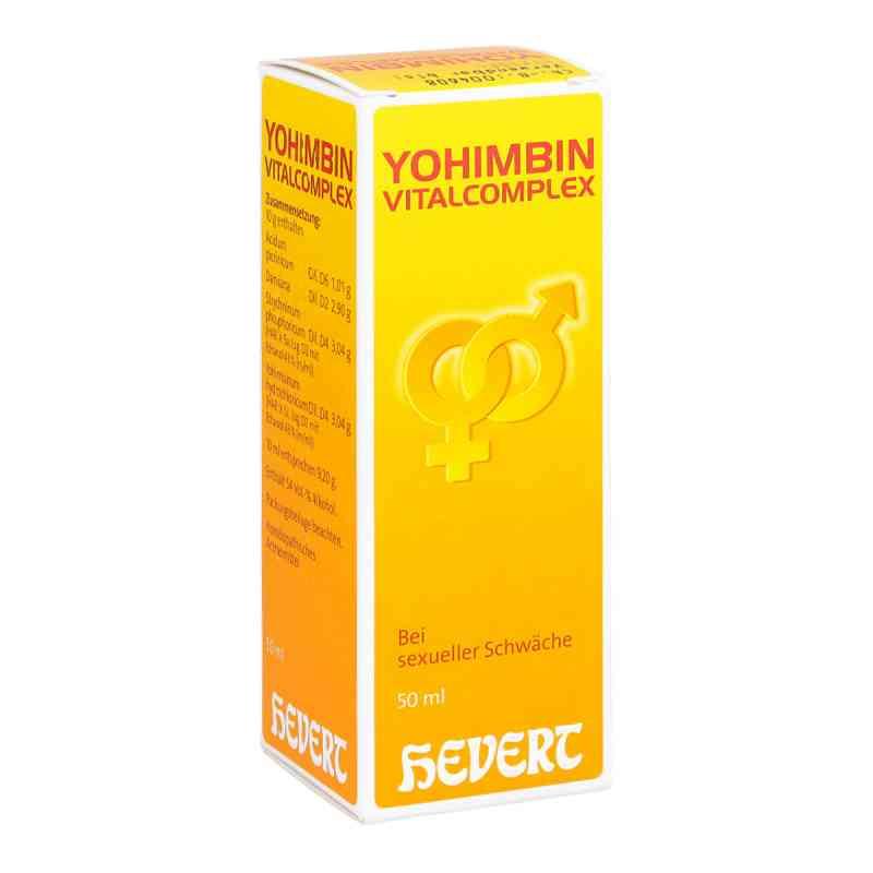 Yohimbin Vitalcomplex Hevert Tropfen  bei apotheke.at bestellen