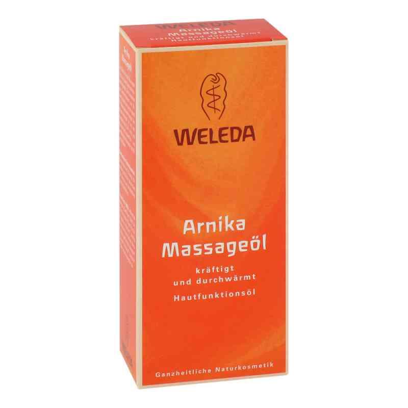 Weleda Arnika Massageöl bei apotheke.at bestellen