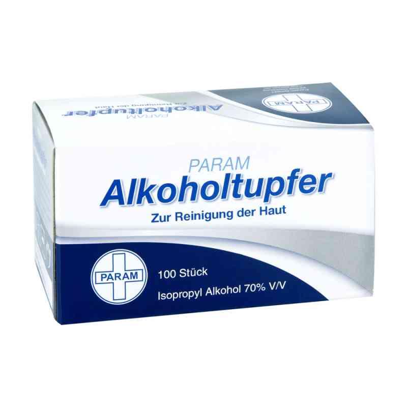 Alkoholtupfer Param  bei apotheke.at bestellen