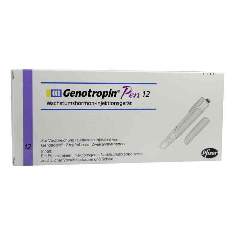 Genotropin Pen 12 mg bunt  bei apotheke.at bestellen